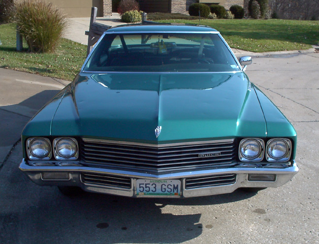 Buick on 1971 Buick Lesabre